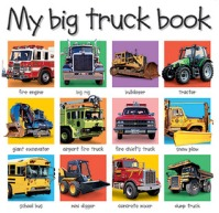 Cover of My Big Truck Book