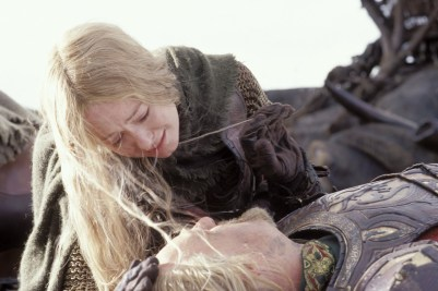 Image result for eowyn and theoden
