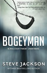 Cover of Bogeyman by Steve Jackson