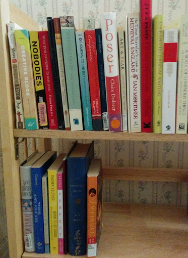Shelfie photo