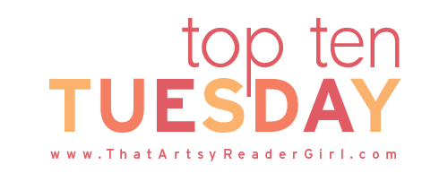 Top Ten Tuesday header