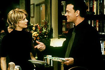 Image of Tom Hanks and Meg Ryan in You've Got Mail